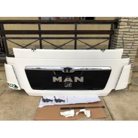 Capotă completă albă MAN TGX 2012 dezmembrări camioane Suceava