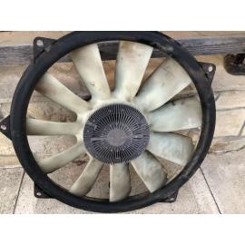 Ventilator MAN TGX