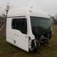Cabină albă MAN TGX 2012 dezmembrări camioane Suceava