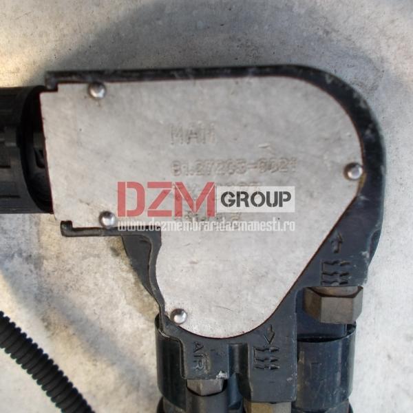 Sorb cu plutitor pentru rezervor diesel MAN TGX