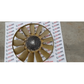 Ventilator cu aspiratie / Paleti vascocuplaj